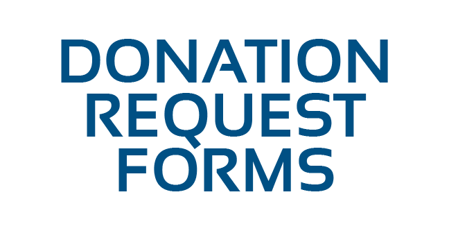 Donation Request Forms