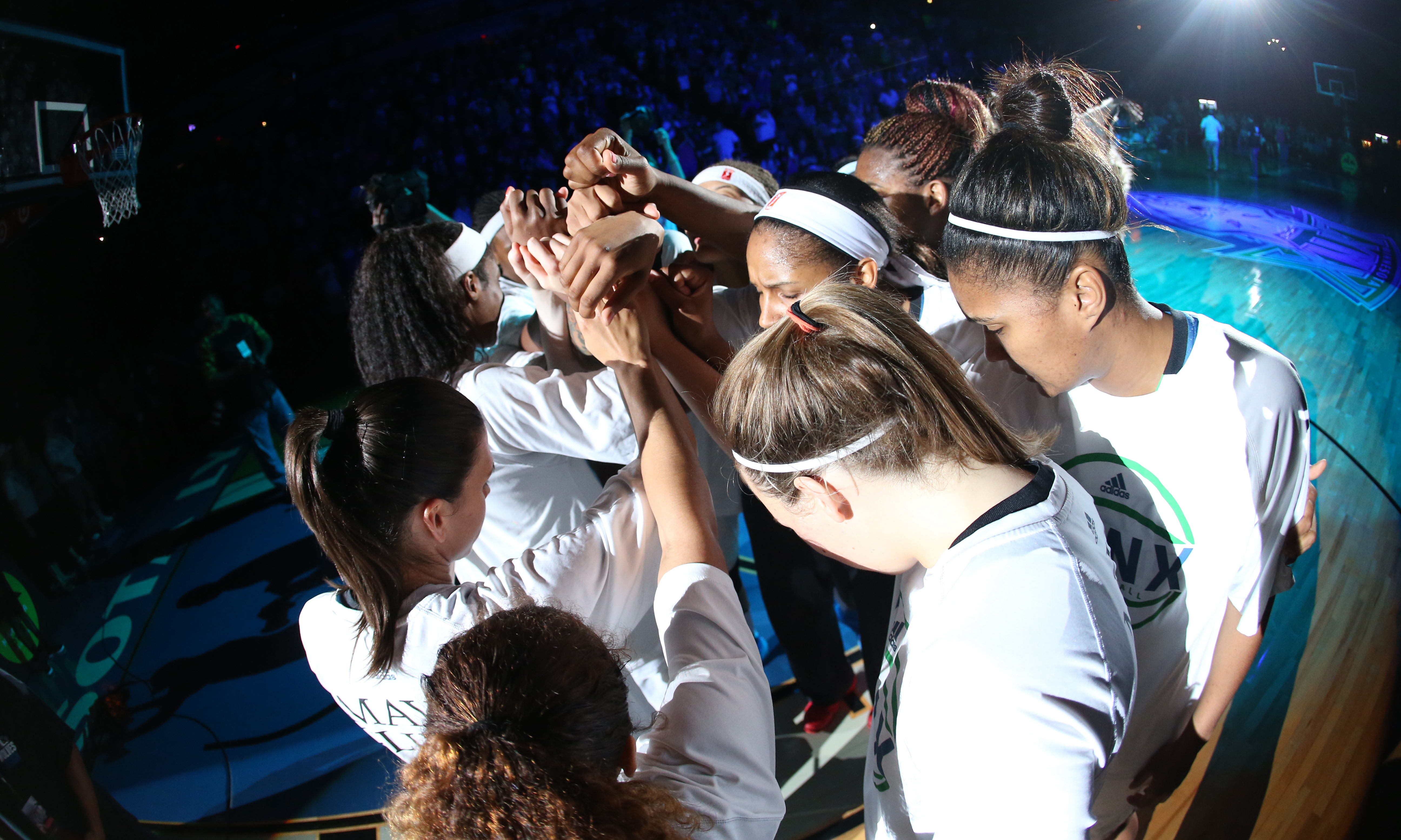 After last night's 66-49 victory, the Lynx have now won 11 straight games at Target Center against the Stars and have won 19 of the past 22 regular-season meetings against San Antonio.
