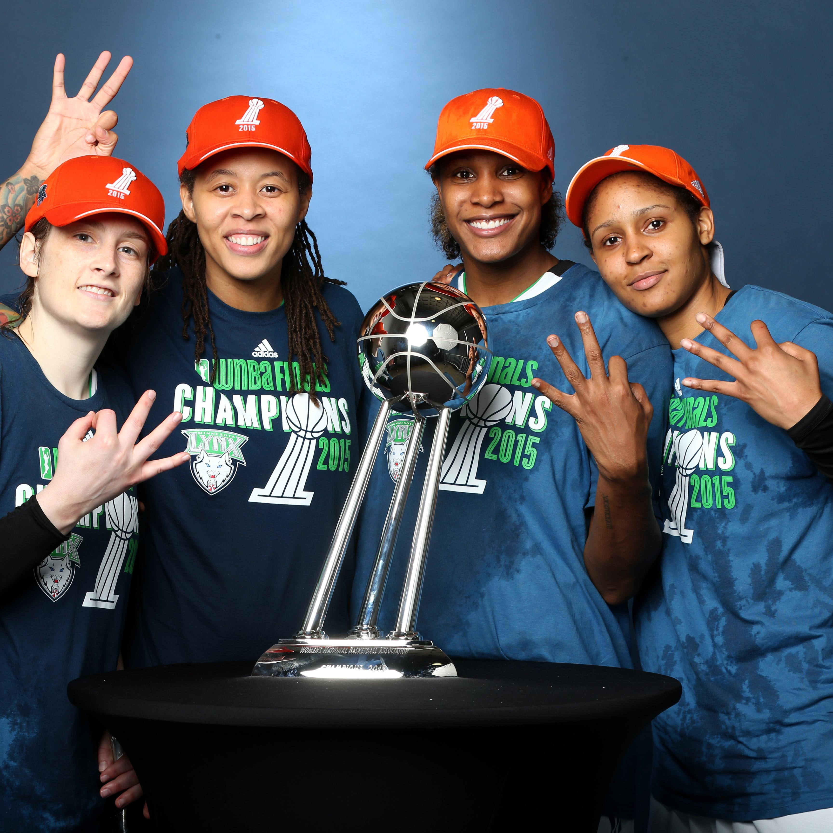 Game 5 2015 WNBA Finals Indiana Fever v Minnesota Lynx