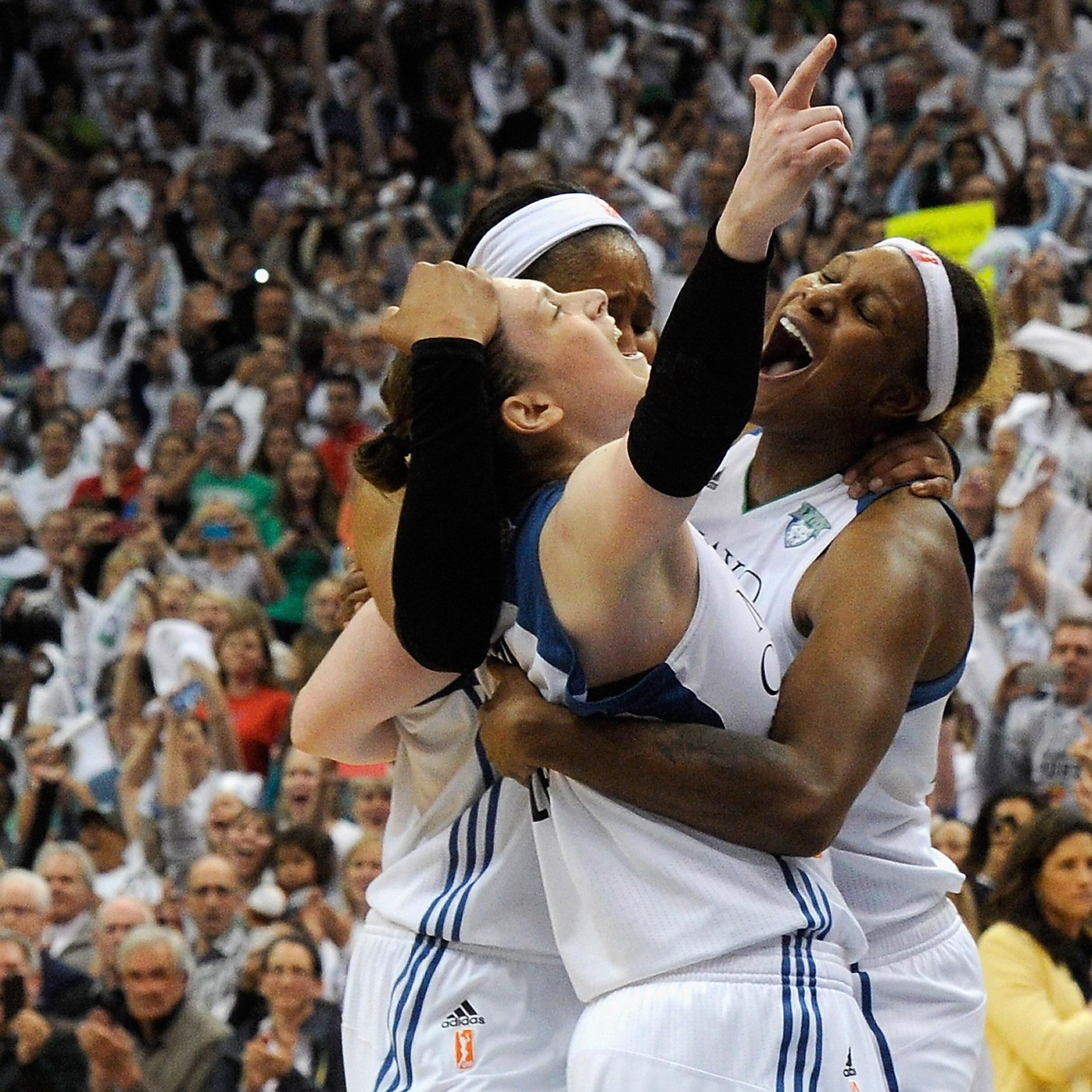 2015 WNBA Finals - Game Five