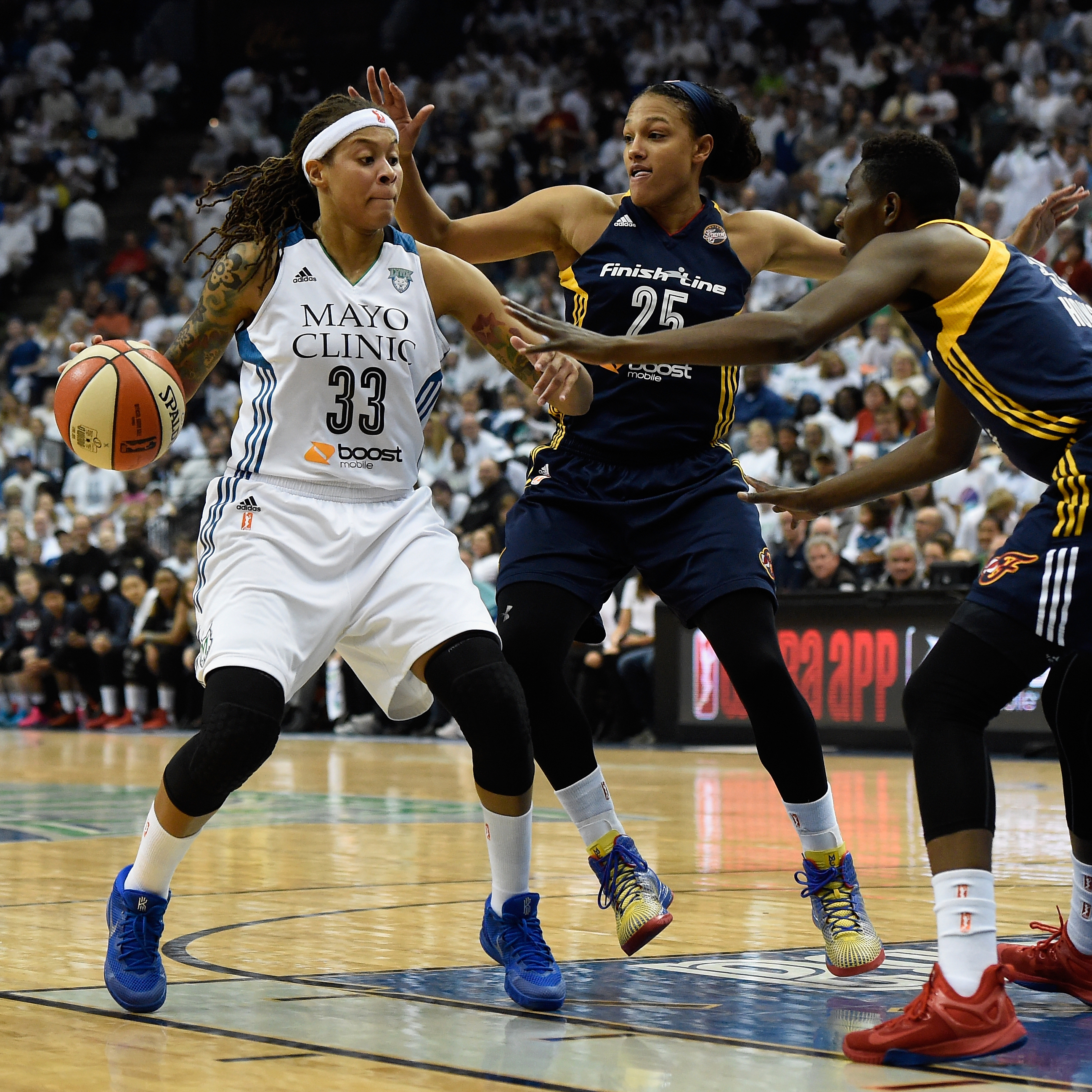 2015 WNBA Finals - Game Five