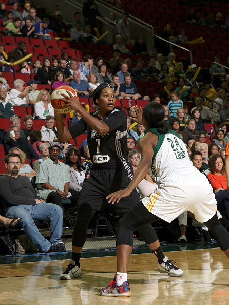 San Antonio Stars v Seattle Storm