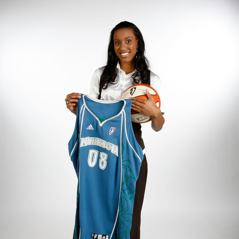 2008, Candice Wiggins, G, No. 3 pick