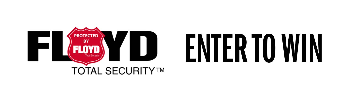 Floyd Total Security Enter to Win