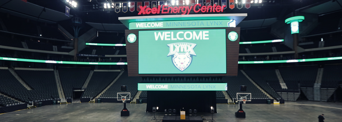 Minnesota Lynx at Xcel Energy Center