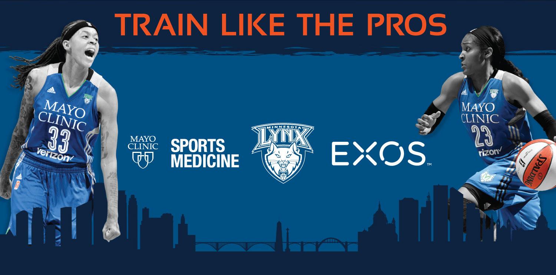 Lynx Train Like The Pros